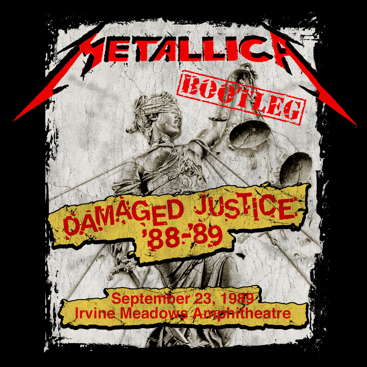 Watch Metallica Live in Irvine Tonight at 8 PM EDT / 5 PM PDT on YouTube & Facebook!